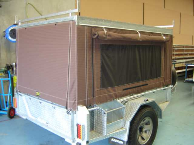 4WD And Ute Canopies Tonneaus From Not Just Canvas